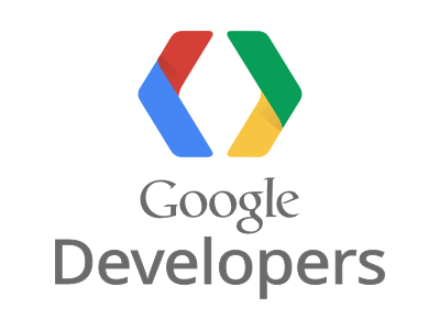 Google Developers rectangle